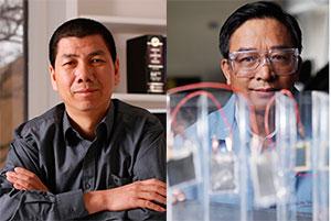 Jun Liu and Jason Zhang