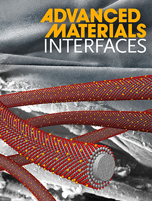 Research Artwork Featured on Advanced Materials Interfaces