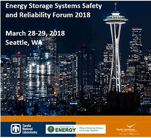 PNNL to Host DOE Forum on Energy Storage Safety and Reliability