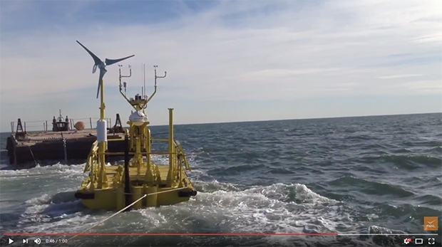 The Buoy is Back: What Data Can Tell Us About Offshore Wind