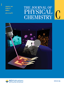 Cerium oxide-related work by NPSI-funded researchers was featured on the cover of the Journal of Physical Chemistry C.