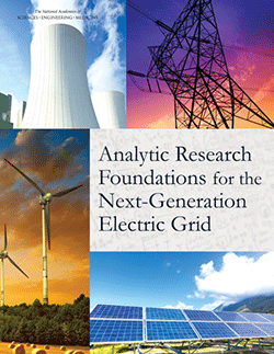 New National Academy Book on Future Electric Grid Research
