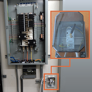 Meazon's wireless metering system