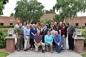 Representatives from the U.S. Nuclear Regulatory Commission visited PNNL in early June 2017.