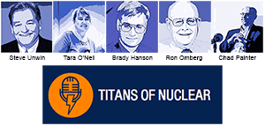PNNL Staff Are Among the 'Titans of Nuclear'