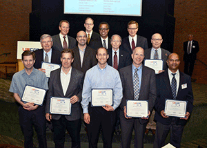 Chemist Wins Award for Advancements in Future Fuels