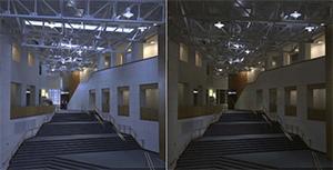 LED Lighting Takes Center Stage at University of Maryland