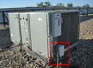 Cooling off the Energy Impact of Rooftop Units