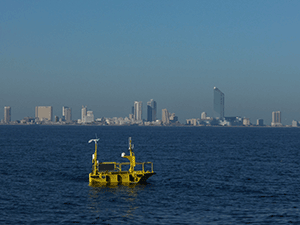 Oh Buoy! PNNL Researchers Dive into Data Delivered from New Jersey Coast