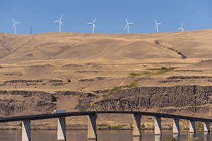 Turbines in Terrain: Wind Forecasting Study Completed in Columbia Gorge
