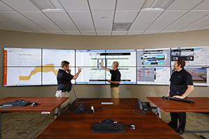 Building Operations Control Center