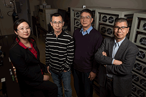 Four Energy Storage Experts Named to Highly Cited Researchers List