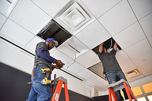 installing connected lighting systems