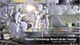 Vapors technology bench scale testing